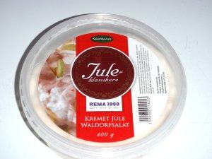 Prøv også Salatmesteren kremet waldorfsalat.