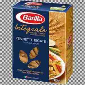 Prøv også Barilla Pennette Rigate Integrali Fullkorn.