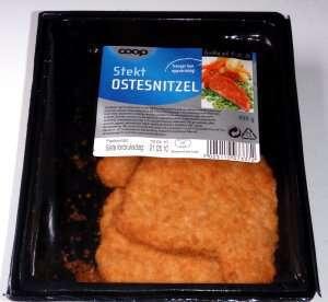 Prøv også Coop stekt ostesnitzel.