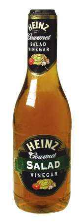 Prøv også Heinz Gourmet Salad Vinegar.