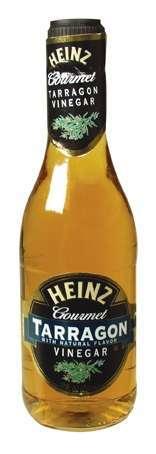 Prøv også Heinz Gourmet Terragon Vinegar.