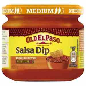 Prøv også Old El Paso Taco Salsa Medium.