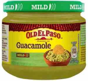 Prøv også Old El Paso Guacamole.