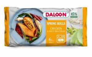 Prøv også Daloon Vårruller med kylling.