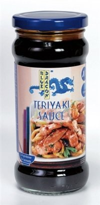 Prøv også Blue Dragon Teriyaki sauce.