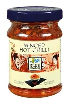 Prøv også Blue Dragon Minced Hot Chili.
