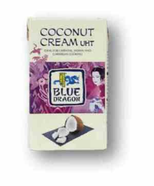 Prøv også Blue Dragon kremet kokos.