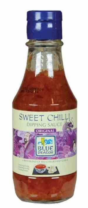 Prøv også Blue Dragon Chilli dipsaus.