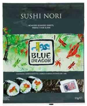 Prøv også Blue Dragon Sushi Nori.