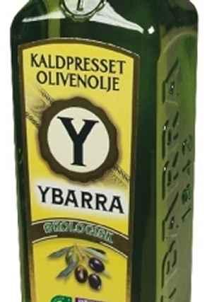 Prøv også Ybarra Økologisk Olivenolje Extra Virgin.