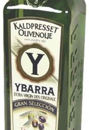 Les mer om Ybarra Gran Selection Olivenolje Extra Virgin hos oss.
