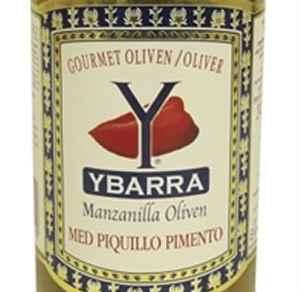Prøv også Ybarra Grønn Gourmetoliven med pimiento.