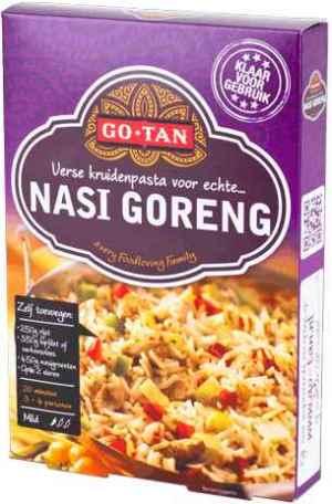 Prøv også Go-tan Woksaus Nasi Goreng dinnerkit.