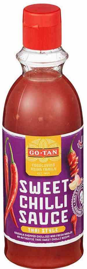 Les mer om Go-tan Sweet Chilli Sauce hos oss.