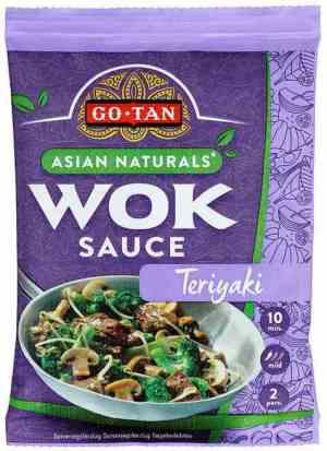 Prøv også Go-tan Teriyaki woksaus.