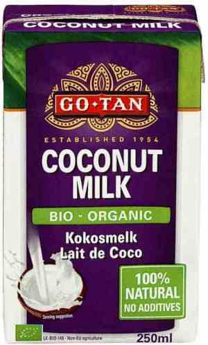 Prøv også Go-tan Kokosmelk.
