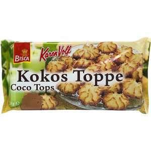 Prøv også Karen Volf Kokos Toppe.