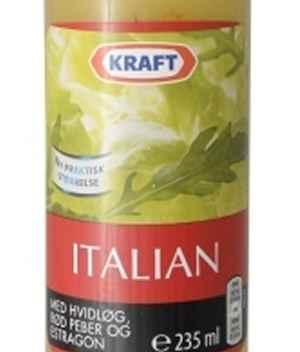Prøv også Kraft Italian dressing.