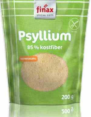 Les mer om Finax Psyllium hos oss.