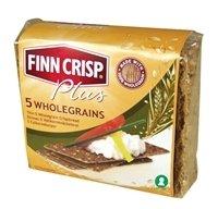 Prøv også Finn Crisp Plus Firkantet 5 korn.