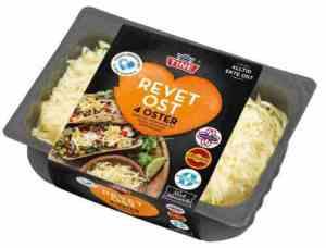 Prøv også Tine Revet ost 4 oster.