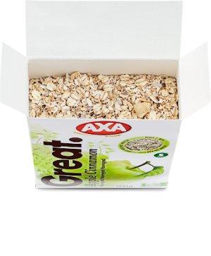 Prøv også Axa Great Apple Cinnamon.