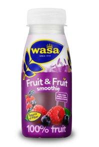 Prøv også Wasa Fruit & Fruit skogsbær.