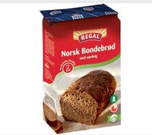 Prøv også Regal Norsk Bondebrød.