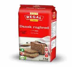 Prøv også Regal Dansk rugbrød.