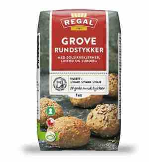 Prøv også Regal Grove rundstykker.