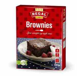 Prøv også Regal Brownies.