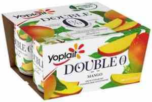 Prøv også Yoplait Dobbel 0% Mango 500 g.