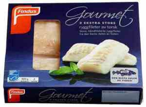 Prøv også Findus Gourmet XL Torskefilet.