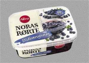 Prøv også Noras Rørte Blåbærsyltetøy.