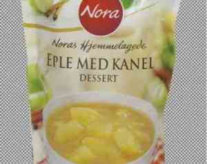 Prøv også Noras hjemmelaget eple med kanel dessert.