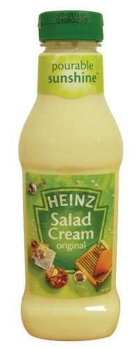 Prøv også Heinz Salad Cream.