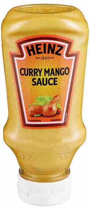 Prøv også Heinz Curry Mango Sauce.