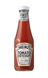Prøv også Heinz Tomatketchup First Harvest.