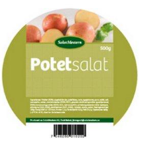 Prøv også Salatmesteren potetsalat hjemmelaget.