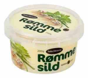 Prøv også Salatmesteren rømmesild.
