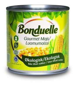 Les mer om Bonduelle �kologisk Gourmet mais hos oss.