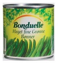 Prøv også Bonduelle Meget fine Grønne Bønner.