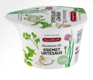 Prøv også Fjordland kremet urtesaus.
