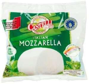 Les mer om Castelli �kologisk Mozzarella hos oss.