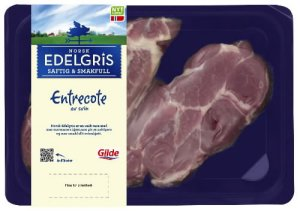 Prøv også Gilde Edelgris Entrecote.