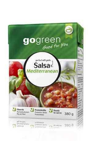Prøv også Gogreen Salsa Mediterranean.
