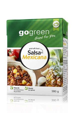 Prøv også GoGreen Salsa Mexicana.