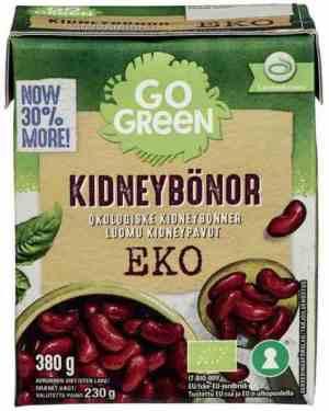 Les mer om Gogreen �kologiske kidneyb�nner hos oss.