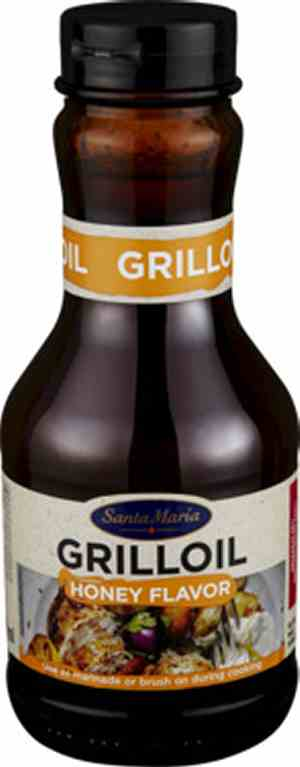 Les mer om Santa Maria BBQ Grilloil Honey Flavor hos oss.