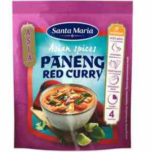 Prøv også Santa Maria Paneng Red Curry spice mix.